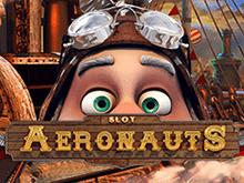 Игра на деньги на слоте Aeronauts