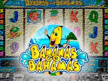 Играй онлайн в тематическом игровом автомате Bananas Go Bahamas