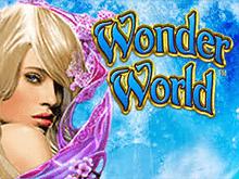 Wonder World — игровые слоты для игры с реальными выплатами