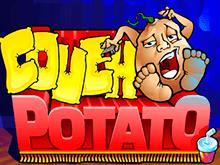 Начни сейчас играть в игровом автомате Couch Potato