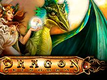 Игра онлайн на деньги на слоте Dragon Kingdom