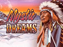 Азартный игровой автомат в режиме онлайн Mystic Dreams